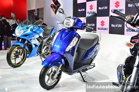 Chi tiết Suzuki Access 2016