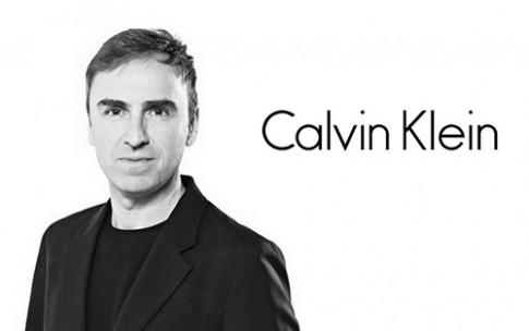 Chia tay Dior, Raf Simons chính thức về một nhà với Calvin Klein