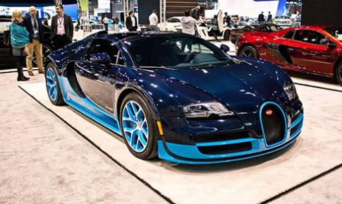 Dàn siêu xe tụ hội ở triển lãm xe hơi Chicago