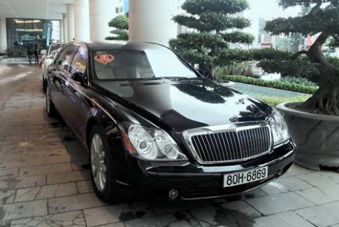 Dàn xế khủng triệu USD trong đám cưới ở Quảng Ninh