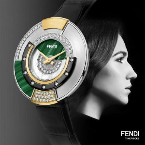 Đồng hồ tiền tỷ của Fendi ra mắt giới mộ điệu Việt