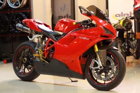 Ducati 1098s 2008 ông hoàng năm xưa vẫn còn phong độ