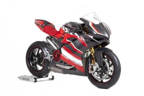 Ducati 1299 Panigale Lyolenka - sự trau chuốt đến từ Motocorse