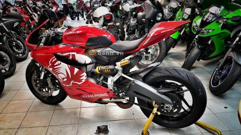 Ducati 899 - hổ dữ giữa bầy sói