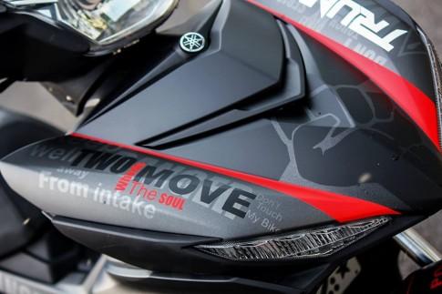 Exciter 150 Độ tem đấu cực kỳ ngầu của biker Phú Yên