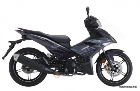 Exciter 150 phiên bản Sơn đổi Màu bán với giá 45 triệu đồng