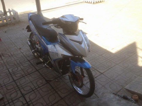 Exciter 150 Tam Ky don gian nhe nhang