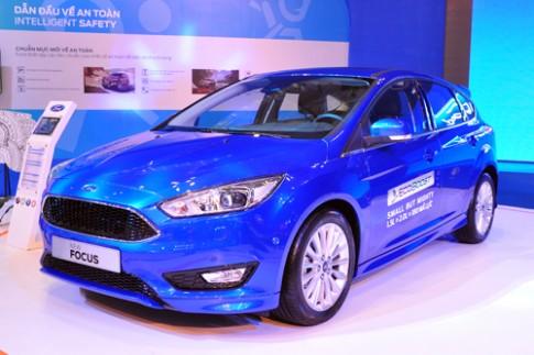 Ford Focus 2016 giá từ 800 triệu đồng tại Việt Nam
