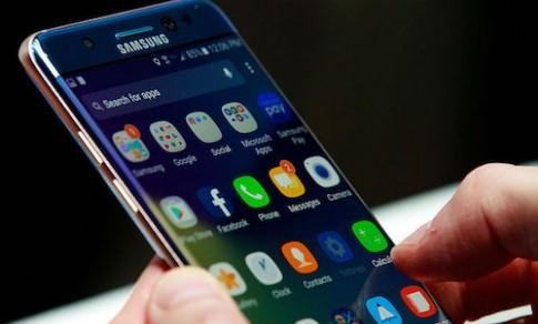 Galaxy Note 7 lại lùi ngày bán