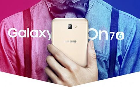 Galaxy On7, phablet 5,5 inch vỏ kim loại giá 240 USD