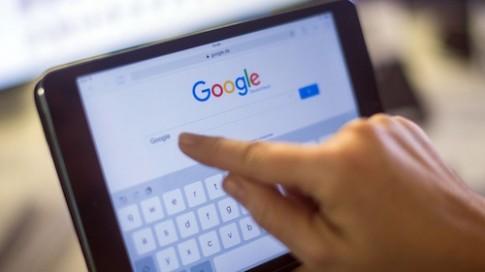 Google làm bàn phím ảo cho iOS