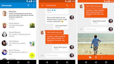 Google Messenger: Ứng dụng nhắn tin miễn phí trên Android
