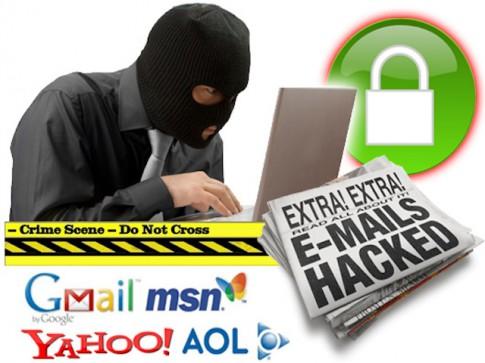 Hacker biếu không hàng trăm triệu email đánh cắp