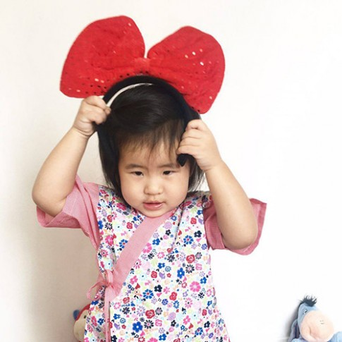 Hàng nghìn mẹ Việt đang mê mẩn chiếc áo trẻ em 230 nghìn này