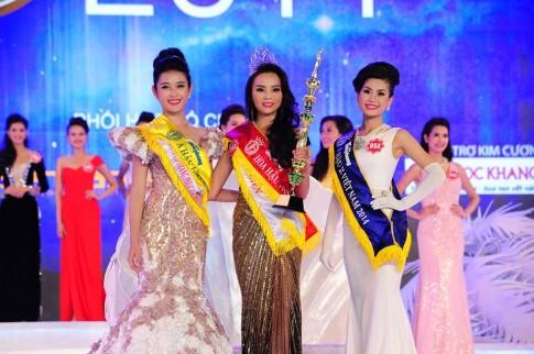 """Hoa hậu Việt Nam 2016: 2 Á hậu """"hái ra tiền"""" nhờ đắt show quảng cáo nhất Vbiz"""