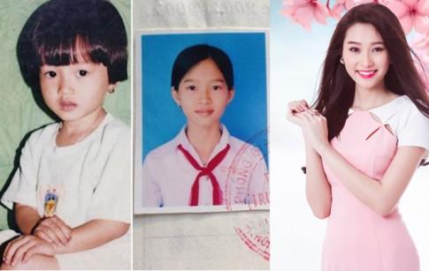 Hoa hậu Việt Nam 2016: Các mỹ nhân xinh đẹp từ trứng nước