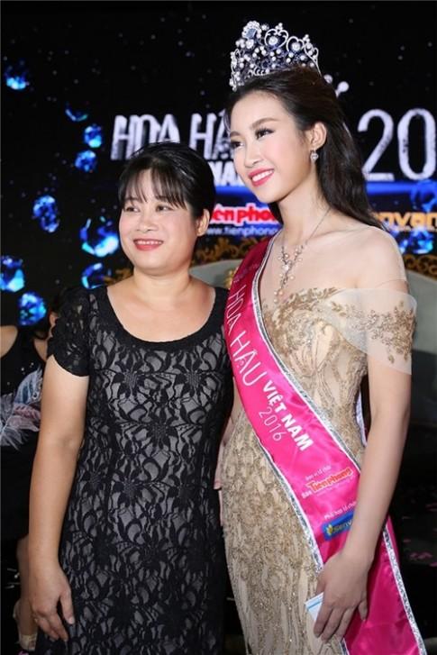 Hoa hậu Việt Nam 2016: Nhan sắc hơn người của mẹ các hoa hậu, á hậu