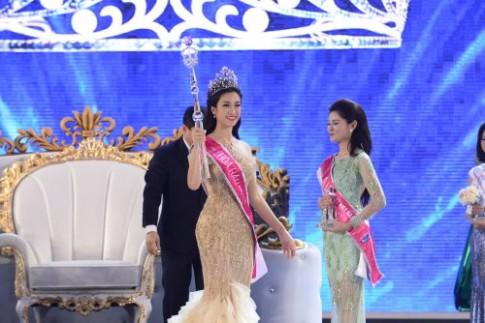 Hoa hậu Việt Nam 2016: Tân Hoa hậu Đỗ Mỹ Linh là bạn của Kỳ Duyên