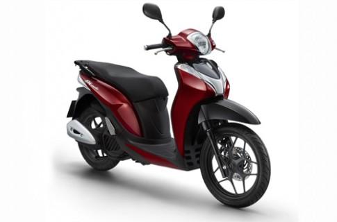 Honda SH Mode thêm màu mới