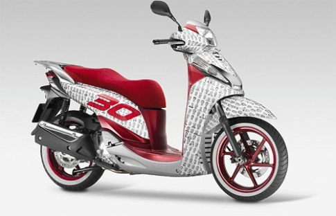 Honda SH phiên bản kỷ niệm 30 năm