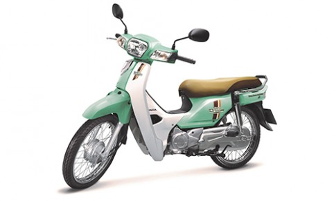 Honda Super Dream 110 thêm màu mới