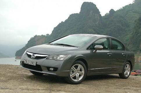 Honda Việt Nam triệu hồi gần 10.000 ôtô bị lỗi túi khí