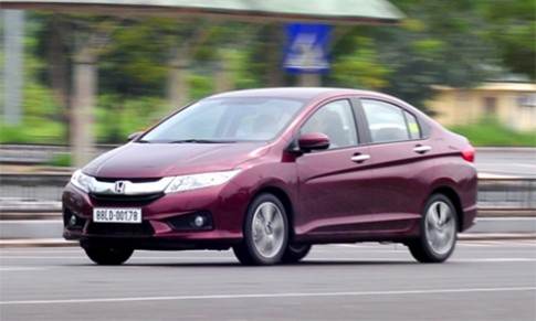 Honda Việt Nam triệu hồi hơn 4.000 ôtô lỗi túi khí