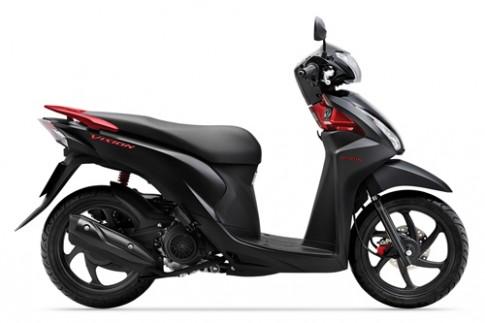 Honda Vision phiên bản mới giá 29,99 triệu đồng