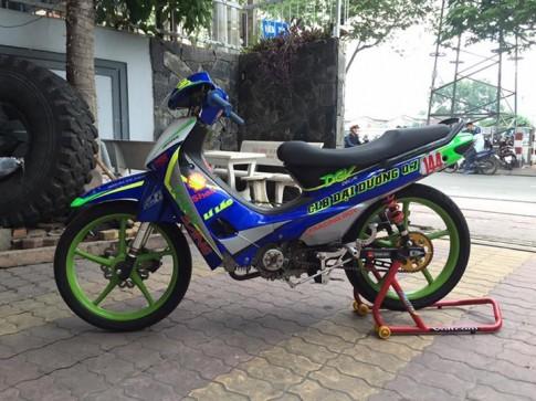 Honda Wave chạy sân đầy chất chơi của dân chơi Việt