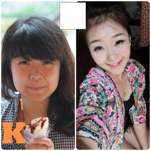 Hot girl Hà Thành 'vịt hoá thiên nga' nhờ zumba