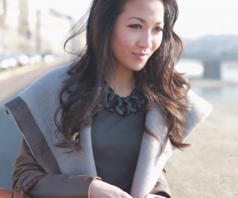 Không chỉ mặc đẹp, cô gái Việt cao 1m52 tại Mỹ còn có tủ mỹ phẩm khủng