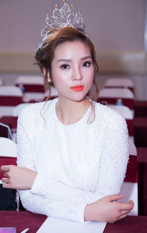 Kỳ Duyên xác nhận không tham gia chung kết Hoa hậu VN 2016