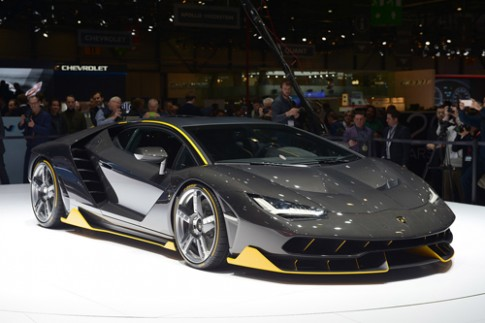 Lamborghini Centenario - siêu xe thế kỷ 1,9 triệu USD