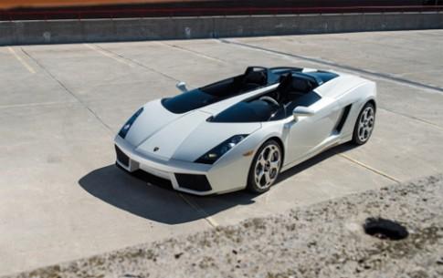 Lamborghini Concept S - 'siêu bò' sắp lên sàn đấu giá