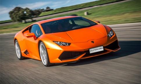 Lamborghini Huracan 2016 - nâng cấp nhẹ giá từ 182.000 USD
