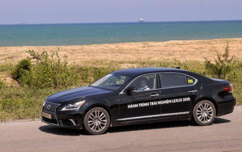 Lexus LS460L - sedan hạng sang thực dụng