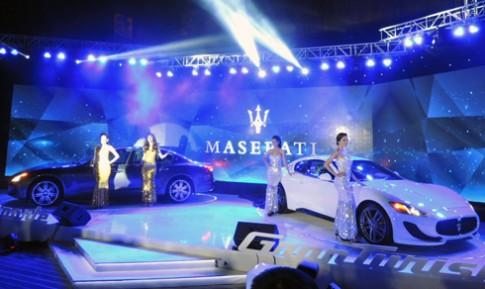 Maserati Ghibli có giá khởi điểm 4,8 tỷ tại Việt Nam