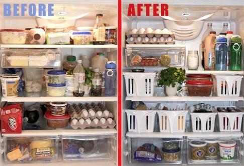Mẹo xếp tủ bếp 'nhắm mắt lấy đồ cũng trúng'