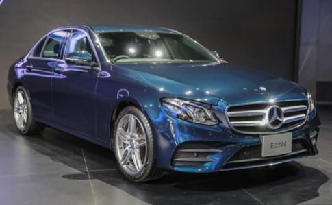 Mercedes E220d AMG Dynamic