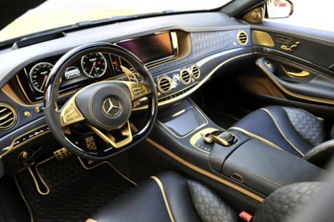 Mercedes S-class độ siêu xa xỉ