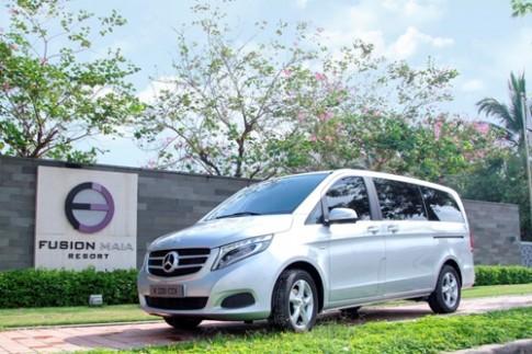 Mercedes Việt Nam phá kỷ lục thị trường xe sang