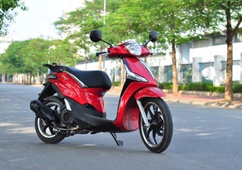 Mỗi tháng người Việt mua hơn 200.000 xe máy