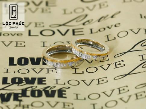 Mua nhẫn cưới Lộc Phúc Jewelry tại triển lãm Marry Wedding Day 2016 giảm ngay 10%.