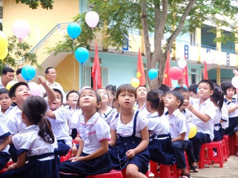 Ngôi trường đặc biệt ở Quảng Nam mang tên cô gái Nhật Bản