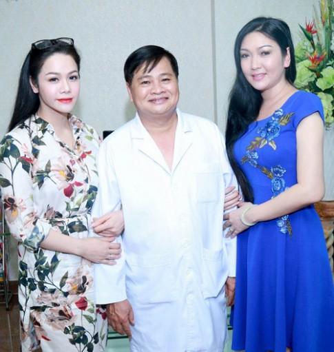 Nhật Kim Anh tiết lộ sự thật đẹp nhờ bác sĩ Hiệp Lợi.