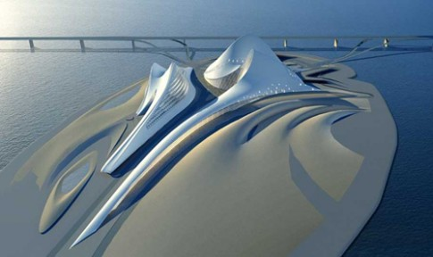 Những thiết kế công trình siêu tưởng ở Dubai