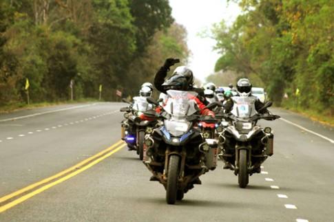 Phiêu lưu cùng BMW Motorrad
