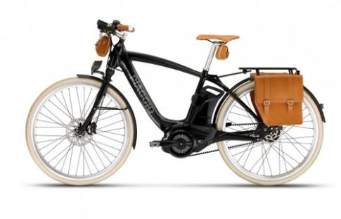 Piaggio Wi-Bike - xe đạp điện hạng sang