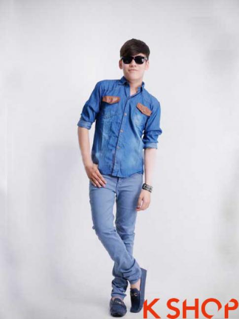 Quần Jeans nam đẹp hè 2017 cho chàng mạnh mẽ đầy phong cách lôi cuốn