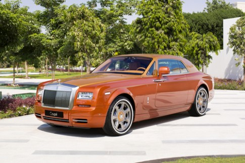 Rolls-Royce Phantom - kỷ nguyên mới sắp bắt đầu